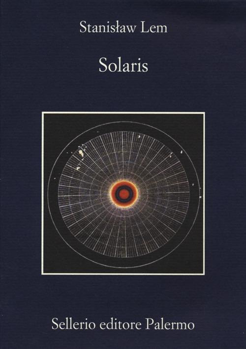 Solaris - Stanislaw Lem - copertina