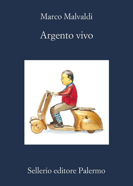 Argento vivo - Marco Malvaldi - ebook