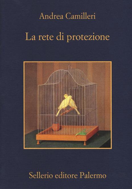La rete di protezione - Andrea Camilleri - 4