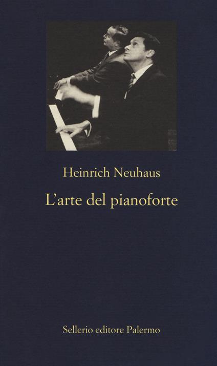 L' arte del pianoforte - Heinrich Neuhaus - copertina