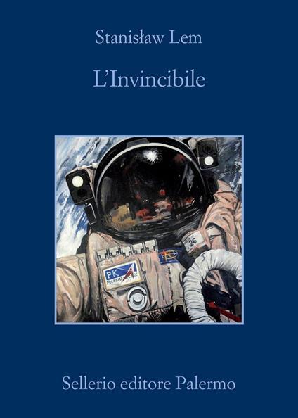 L' invincibile - Stanislaw Lem - copertina