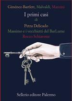 I primi casi di Petra Delicado, Massimo e i vecchietti del BarLume, Rocco Schiavone. Cofanetto