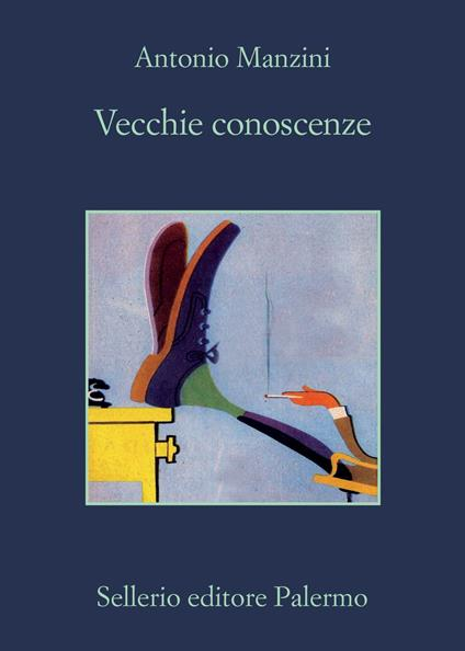 Vecchie conoscenze - Antonio Manzini - ebook