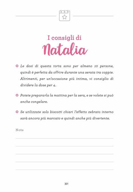 Dolci per mille occasioni. Mille occasioni per fare un dolce - Natalia Cattelani - 11