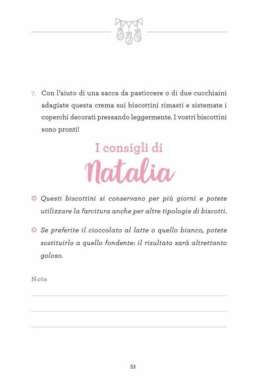 Dolci per mille occasioni. Mille occasioni per fare un dolce - Natalia Cattelani - 5