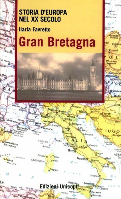 Gran Bretagna - Ilaria Favretto - copertina