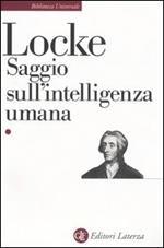 Saggio sull'intelligenza umana