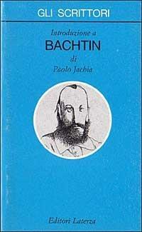 Introduzione a Bachtin - Paolo Jachia - copertina