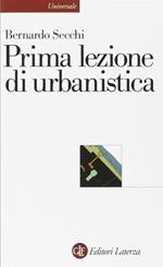 Prima lezione di urbanistica