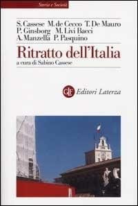 Ritratto dell'Italia - copertina