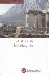 La città greca - Paolo Morachiello - copertina
