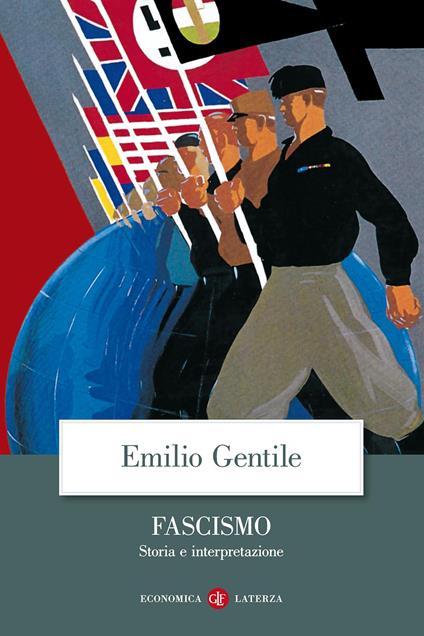 Fascismo. Storia e interpretazione - Emilio Gentile - copertina