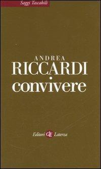 Convivere - Andrea Riccardi - copertina