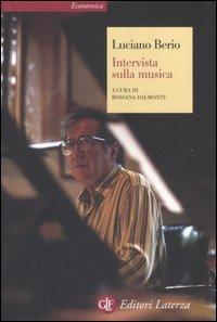 Intervista sulla musica - Luciano Berio - copertina