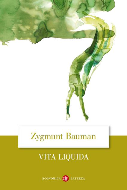 Vita liquida - Zygmunt Bauman - copertina