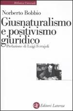 Giusnaturalismo e positivismo giuridico