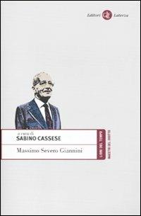 Massimo Severo Giannini - copertina