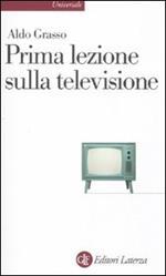 Prima lezione sulla televisione