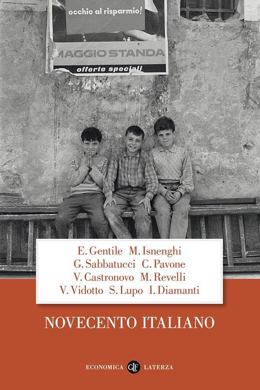 Novecento italiano - copertina