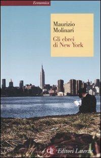 Gli ebrei di New York - Maurizio Molinari - copertina