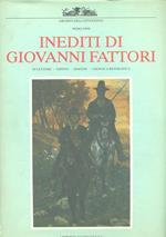 Inediti di Giovanni Fattori