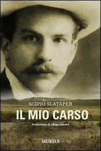 Il mio Carso - Scipio Slataper - copertina
