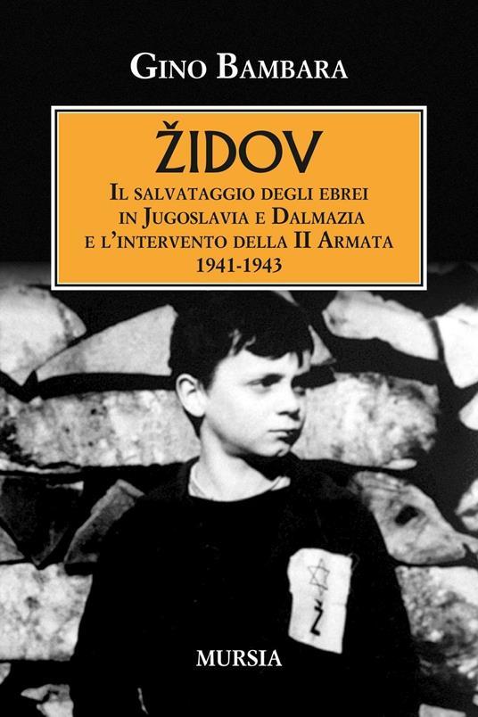 Zidov - Gino Bambara - copertina