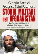 Storia militare dell'Afghanistan