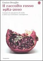 Il raccolto rosso 1982-2010. Cronaca di una guerra di mafia e delle sue tristissime conseguenze