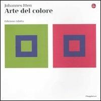 Arte del colore. Ediz. ridotta - Johannes Itten - copertina