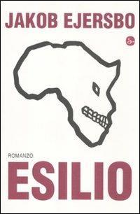 Esilio - Jacob Ejersbo - copertina