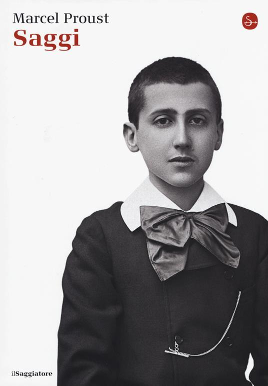 Saggi - Marcel Proust - copertina