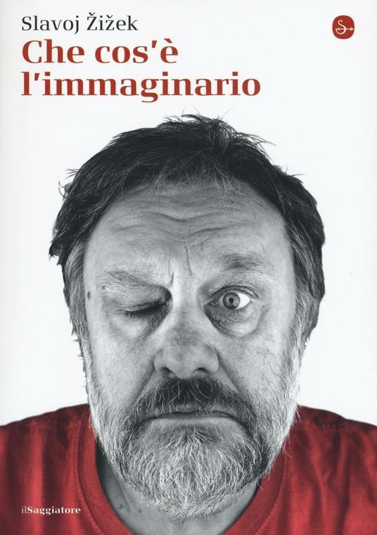 Che cos'è l'immaginario - Slavoj Zizek - copertina