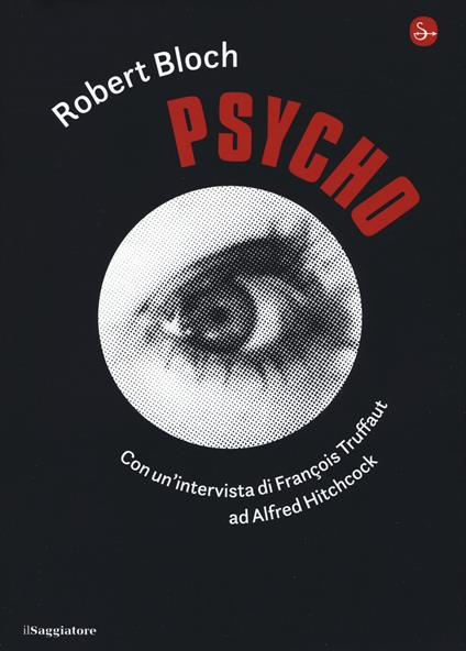 Psycho - Robert Bloch - copertina