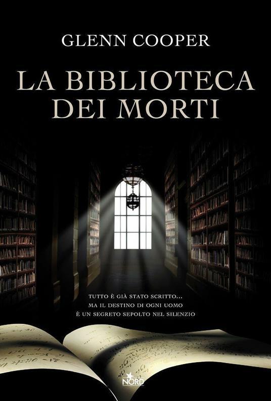 La biblioteca dei morti - Glenn Cooper - 3