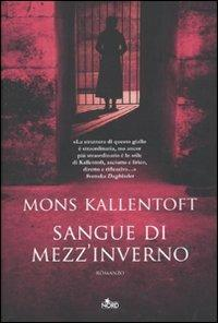 Sangue di mezz'inverno - Mons Kallentoft - copertina