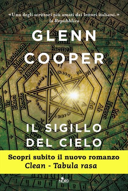 Il sigillo del cielo - Barbara Ronca,Glenn Cooper - ebook