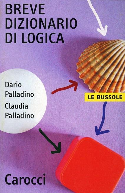 Breve dizionario di logica -  Dario Palladino, Claudia Palladino - copertina