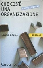 Che cos'è una organizzazione