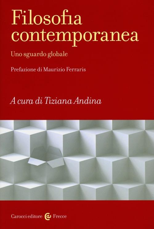 Filosofia contemporanea. Uno sguardo globale - copertina