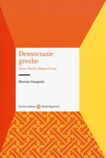 Democrazie greche. Atene, Sicilia, Magna Grecia