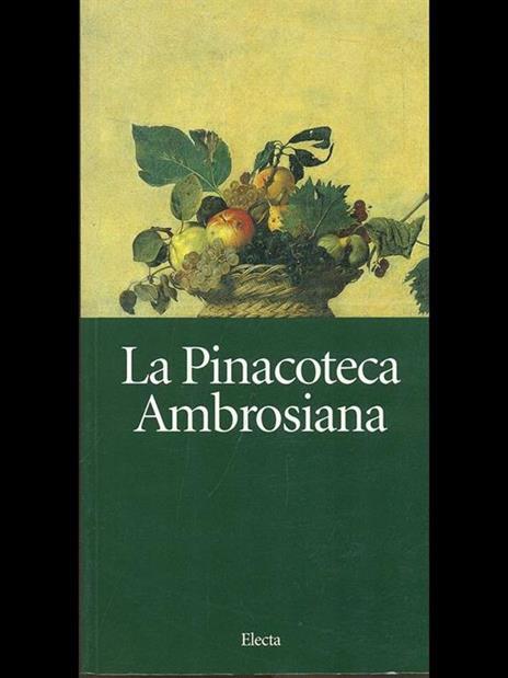 La pinacoteca ambrosiana - Marco Rossi,Alessandro Rovetta - 3
