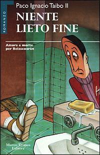 Niente lieto fine - Paco Ignacio II Taibo - copertina