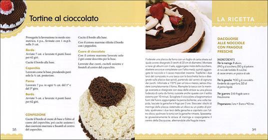 Cake design all'uncinetto - Wilma Strabello Bellini - 3