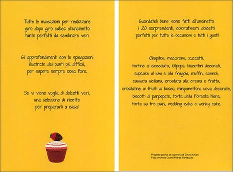 Cake design all'uncinetto - Wilma Strabello Bellini - 4