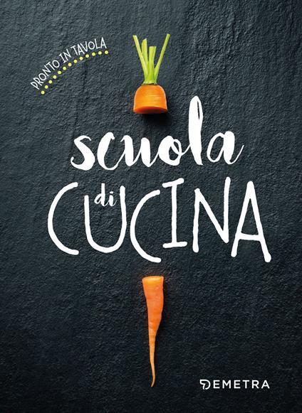 Scuola di cucina - copertina