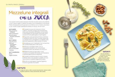 Mamma che buono! 45 ricette sane e gustose e 200 esperimenti in cucina per grandi e bambini - Giorgia Di Sabatino,Ornella Sprizzi - 5