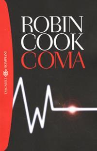Coma - Robin Cook - copertina