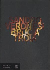 Brucia Troia - Sandro Veronesi - copertina