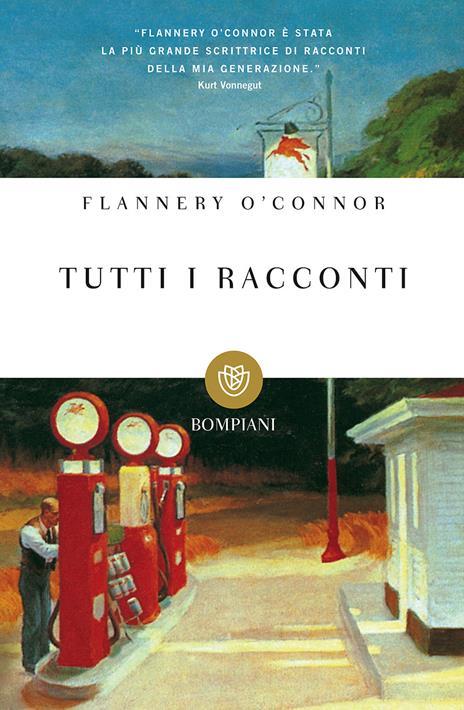 Tutti i racconti - Flannery O'Connor - copertina